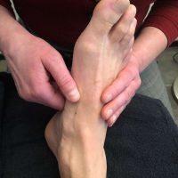 cranio sacrale voetreflexzonetherapie